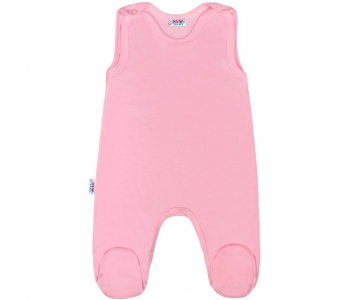 Kojenecké dupačky New Baby Classic II růžové 964b2d3df5